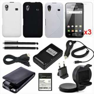 14EN1 Funda Cuero Batería Para Samsung Galaxy Ace S5830