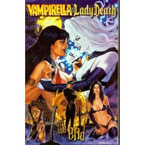 Vampirella vs. Lady Death (Alternate Ashcan Edition