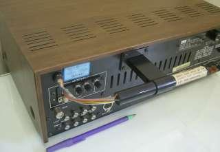 1974 Nostalgia* SANSUI 551 STEREO RECEIVER 15WPC Works