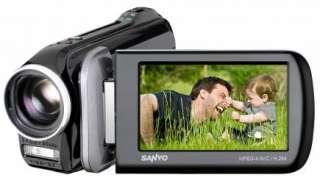 VIDEOCAMERA FULL HD SANYO Xacti GH3 Grigia SILVER semplice da usare
