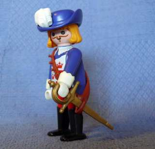 Playmobil 4551 Musketeer for Castle, Knights, Pirate sets RARE