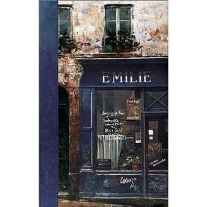 Journal Emilie (9780766778382): Cr Gibson: Books