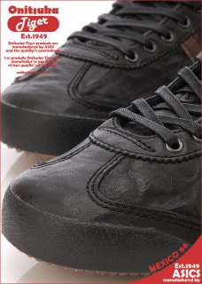 Asics Onitsuka Tiger MEXICO 66 LAUTA Black Shoes #T30