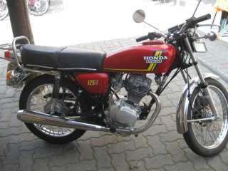 Honda cb 125 Italia epoca a Moncalieri    Annunci