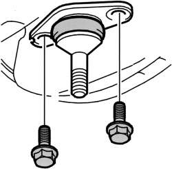 Repair Guides  Front Suspension  Lower Ball Joints  AutoZone