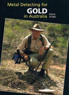 Metal Detecting for Gold in Australia  Prospecting Book