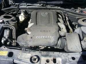 MOTOR COMPLETO FORD SCORPIO COSWORTH 24V