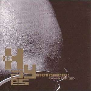 Movement: Raw & Refined: Isaac Hayes: Music
