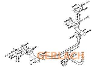 attelage de remorque + faisceau Hyundai H1 H300 dès 2008