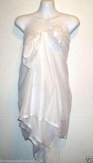 Wedding White Chiffon Top Quality Wrap Scarf