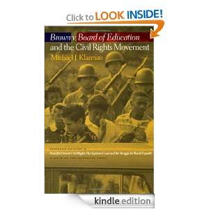 Brown v. Board of Education and the Civil Rights Movement: Michael J
