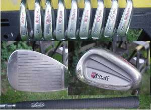 Wilson Staff Mendralla Signature Golf Irons 2 P Regular