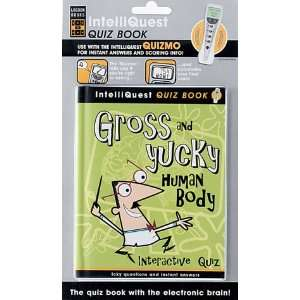 Gross and Young Human Body Interactive Quiz (Puzzle Books
