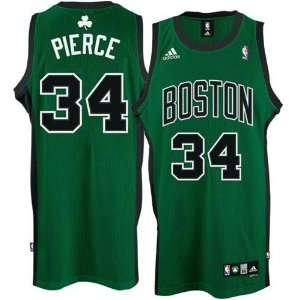 adidas Boston Celtics #34 Paul Pierce Youth Kelly Green