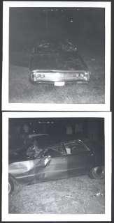 Vintage Car Wreck Photos 1970 Plymouth Fury 711196
