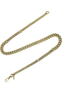 Yves Saint Laurent Chain link belt   75% Off Now at THE OUTNET