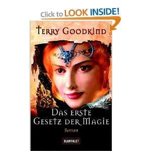 01. Das erste Gesetz der Magie. (9783442242559) Terry Goodkind Books