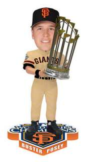 San Francisco Giants Buster Posey #28 2010 World Series Champions