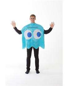 Pac Man Inky Ghost Adult Costume $39.99