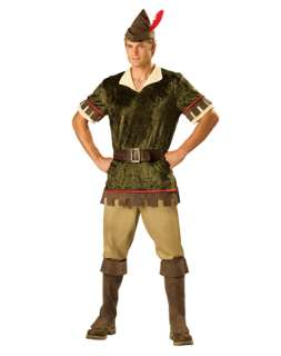 Movie Costumes / Robin Hood Adult Mens