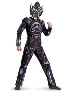 Boys Classic Muscle Transformers Movie 3 Ironhide Costume  Boys TV