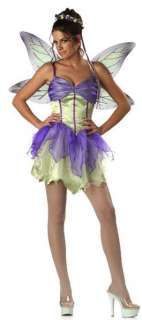 Adult Premier Naughty Nymph Fairy Costume   Sexy Fairy Costumes