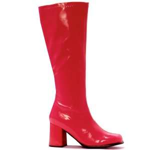 Gogo Boots (Red) Adult , 33609