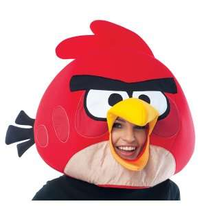 Rovio Angry Birds   Red Angry Bird Mask, 801528