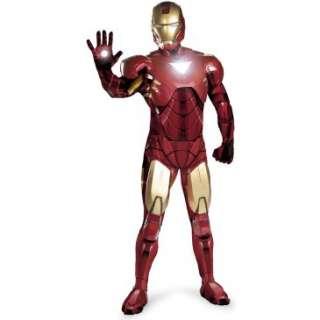 Iron Man 2 (2010) Movie   Iron Man Mark 6 Super Deluxe Adult Costume