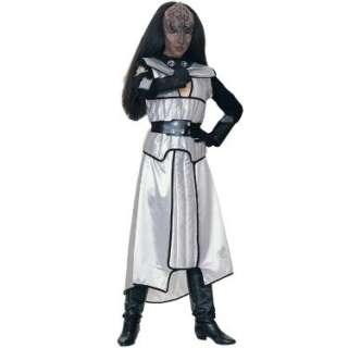 Star Trek Next Generation Klingon Female Deluxe Adult Costume 60282