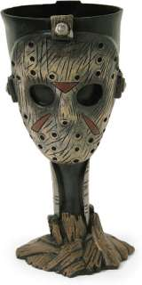 Now you can drink from the goblet bearing the likeness of Jason. All