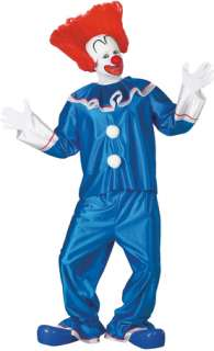 Bozo Clown (Adult Costume)
