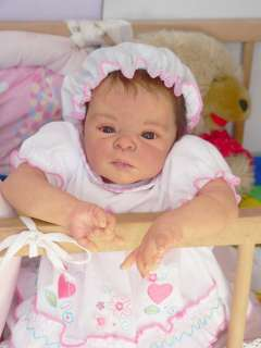 GORGEOUS REBORN BABY DOLL * Anatomically Correct Torso Baby Girl