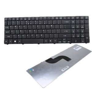 US English Layout Laptop notebook Keyboard Replacement For Acer Aspire