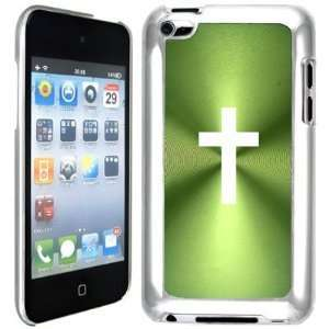 Apple iPod Touch 4 4G 4th Generation Green B305 hard back case