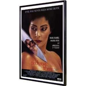 Black Magic Woman 11x17 Framed Poster
