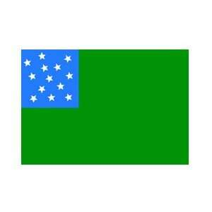 3 ft. x 5 ft. Green Mountain Boys Flag: Patio, Lawn & Garden
