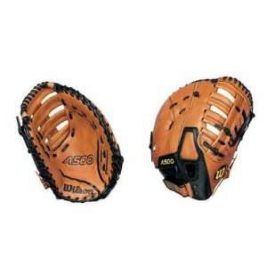 Wilson First Base Baseball Glove 12 Inch (Right Handed Throw)