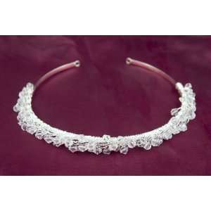 Swarovski Crystal Rhinestone Wedding Headband Beauty