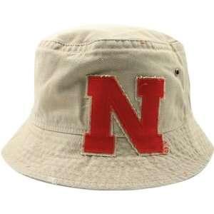 Nebraska Cornhuskers EZ Twill Bucket Hat  Sports