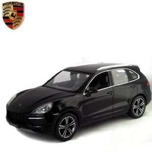 Remote Control Porsche Cayenne Turbo SUV RC Car R/C RTR (Black) Toys