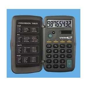 VWR CALCULATOR SOLAR   VWR Big Digit Solar Powered Calculator   Model