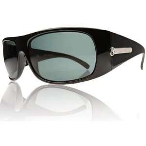 ELECTRIC G Six Sunglasses Gloss Black/Grey Poly Polarized