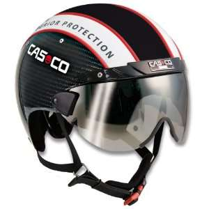 Casco Warp Carbon Fiber Cycling Helmet  Sports & Outdoors