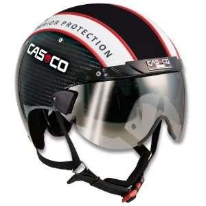 Casco Warp Carbon Fiber Cycling Helmet