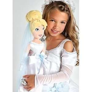 Princess Cinderella Wedding Doll Plush 21