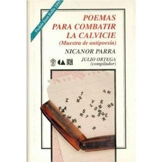 Poemas para combatir la calvicie. Muestra de antipoesia (Literatura