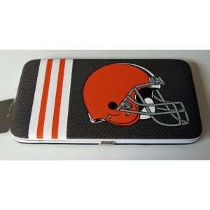 Cleveland Browns Football Jersey Clutch Shell Wallet
