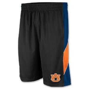 COLOSSEUM Auburn Tigers NCAA Mens Team Shorts, Black Sports