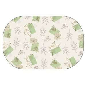 Corelle Textured Leaves Placemats Home & Kitchen
